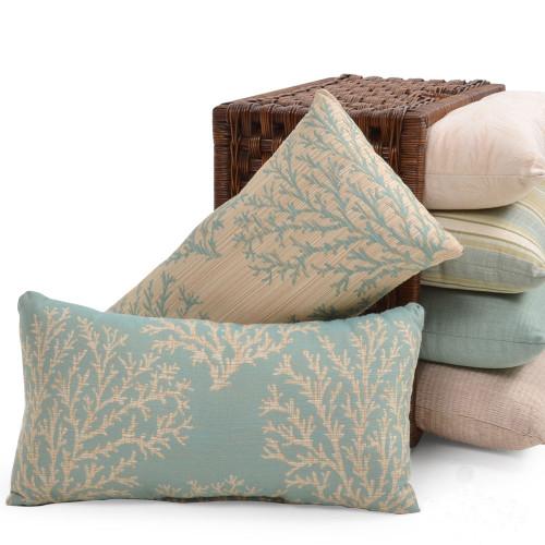 Rectangular Toss Pillow