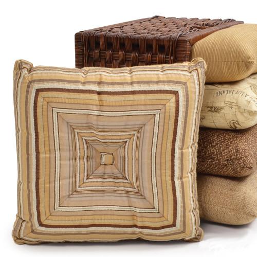 Wedge Toss Pillow