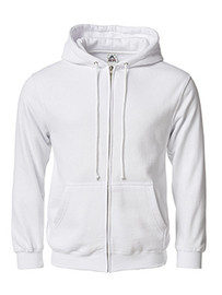 Adult Zip Up Hoodie, S-3XL