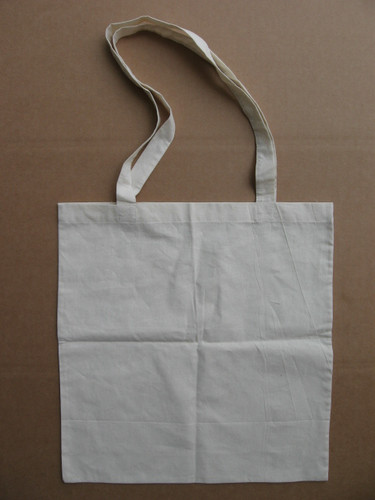 Flat Cotton Bags