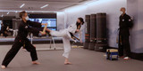 Central Park Taekwondo Academy Kicks It up a Notch to Keep Its Community Together