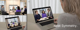 Focus on What Matters and Get Closer in-Room to Remote Video Communication