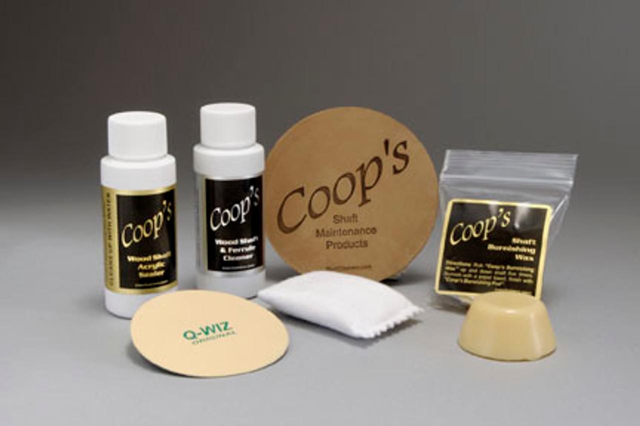 Coop's Maintenance Kit