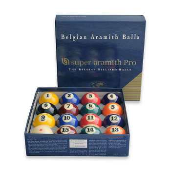 Super Pro Billiard Balls