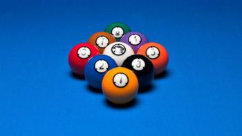 Predator Arcos II Reserve Pool Balls