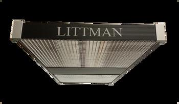 Littman Lights 2x5 Tournament Edition Pool Table Light