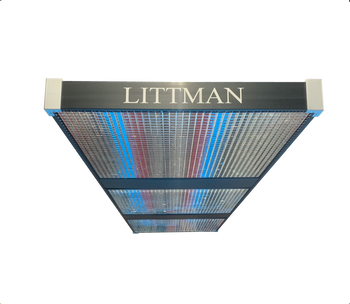 Littman Lights 2x7 Tournament Edition Pool Table Light
