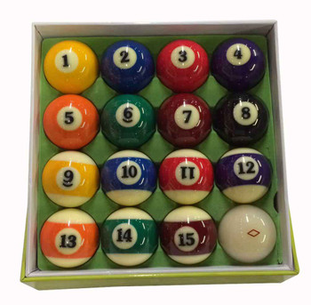 Cyclop Standard Colors Ball Set