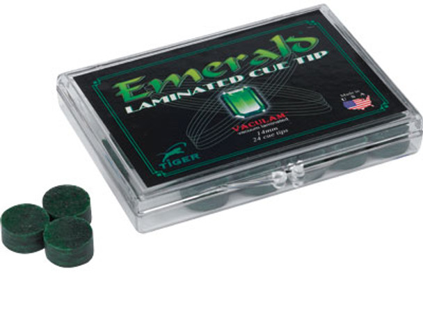 Tiger Emerald Tip