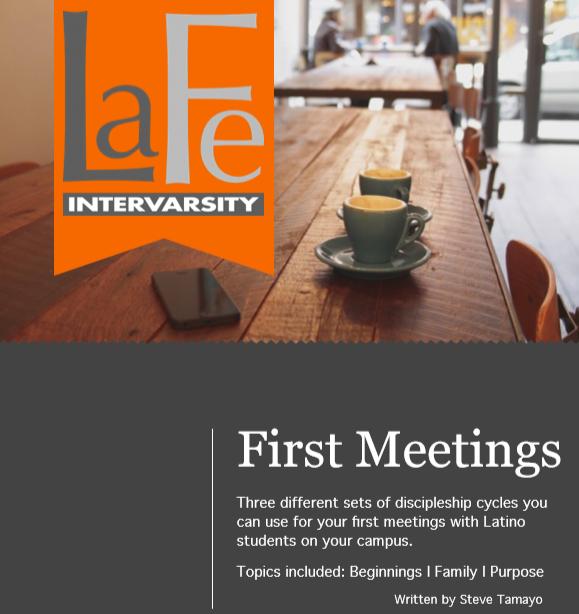 LaFe First Meetings - Digital PDF Download