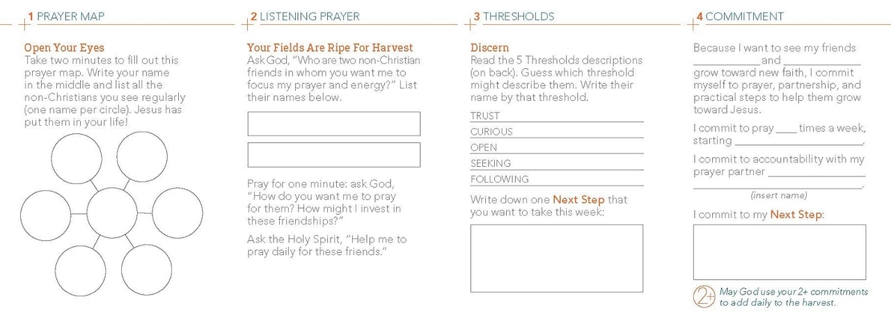 2+ Prayer Cards (25 per order)