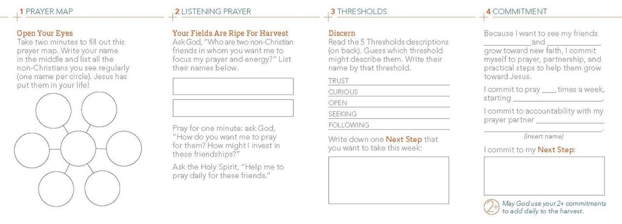 2+ Prayer Cards (25 per order)