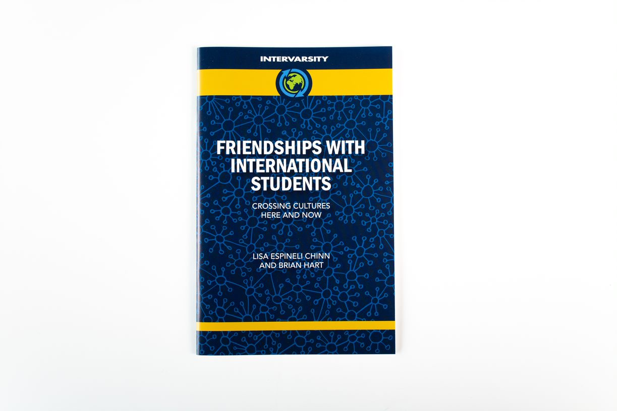 Photo of Friendships with International Students Booklet