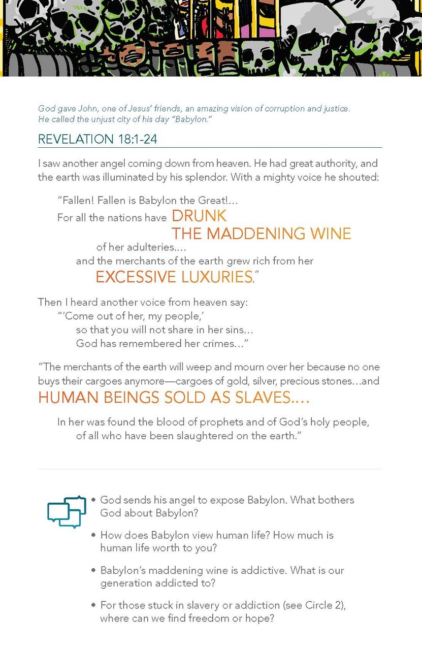 Reveal Evangelism Card Deck