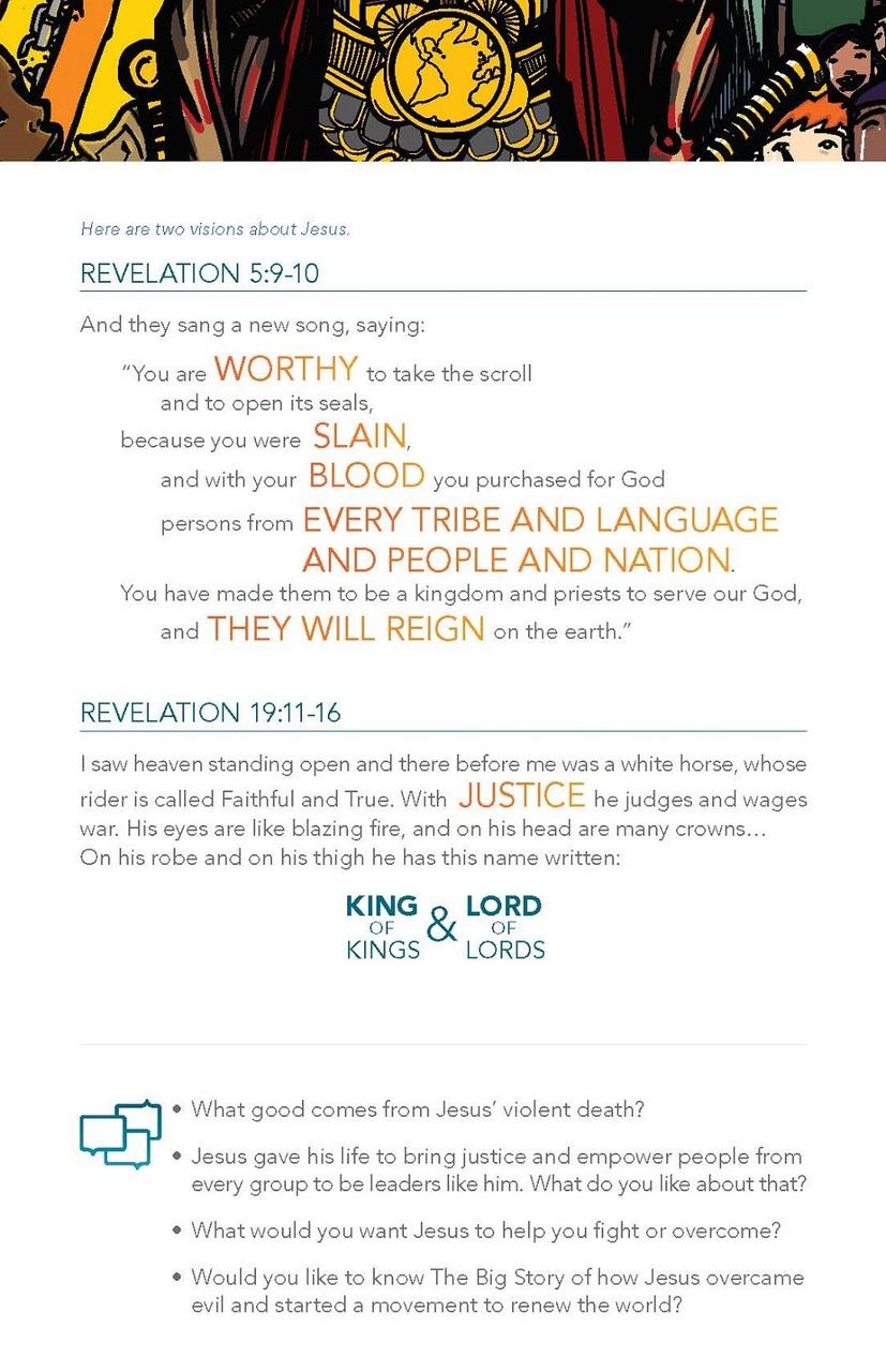 Reveal Evangelism Card Deck