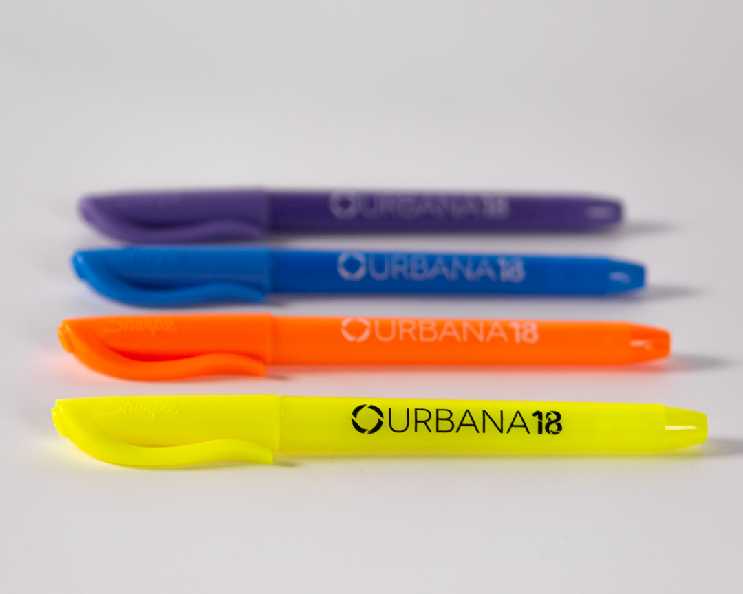 Urbana 18 - Highlighter Set