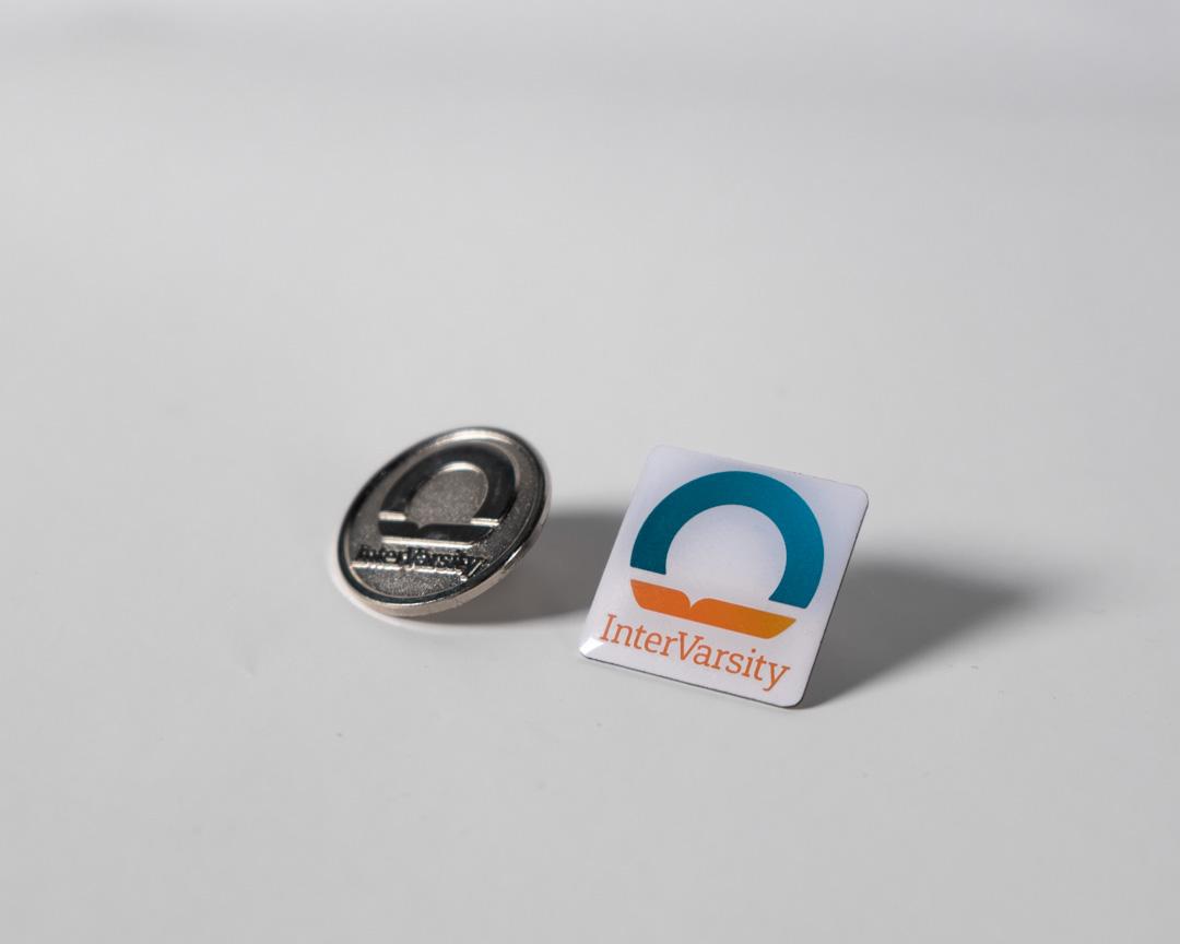 InterVarsity Pin