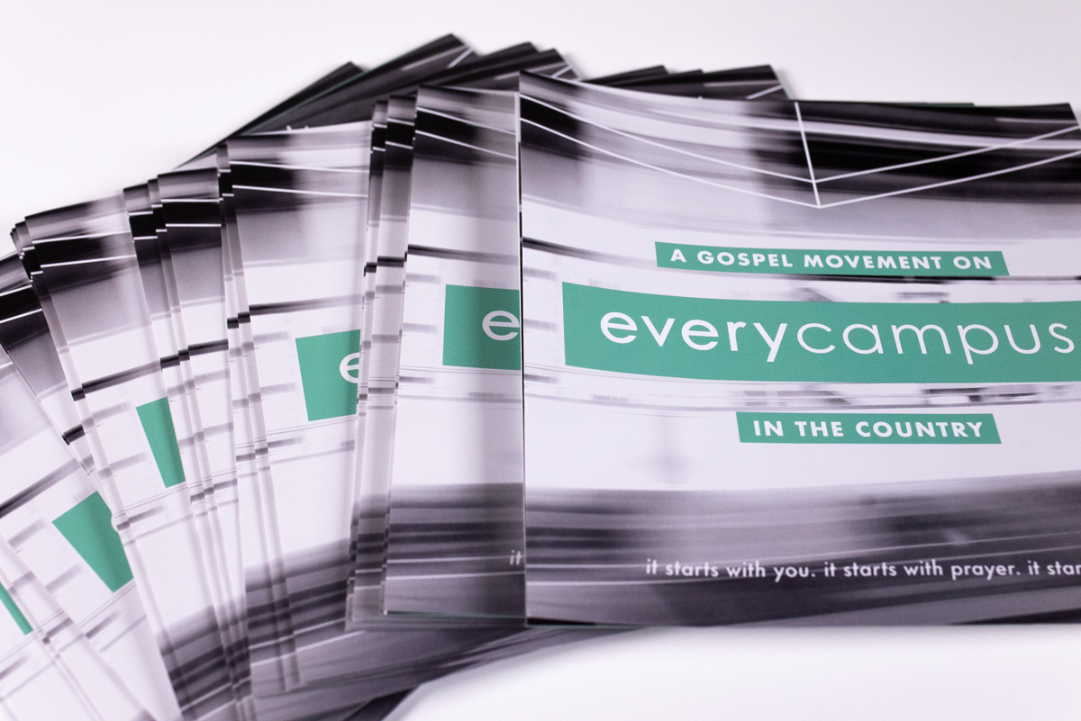 EveryCampus Promo Brochures (pack of 25)