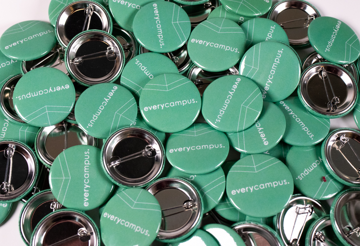 EveryCampus Button (each)