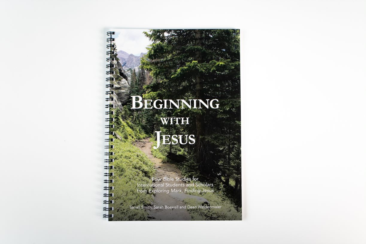 Photo of Beginning with Jesus Booklet