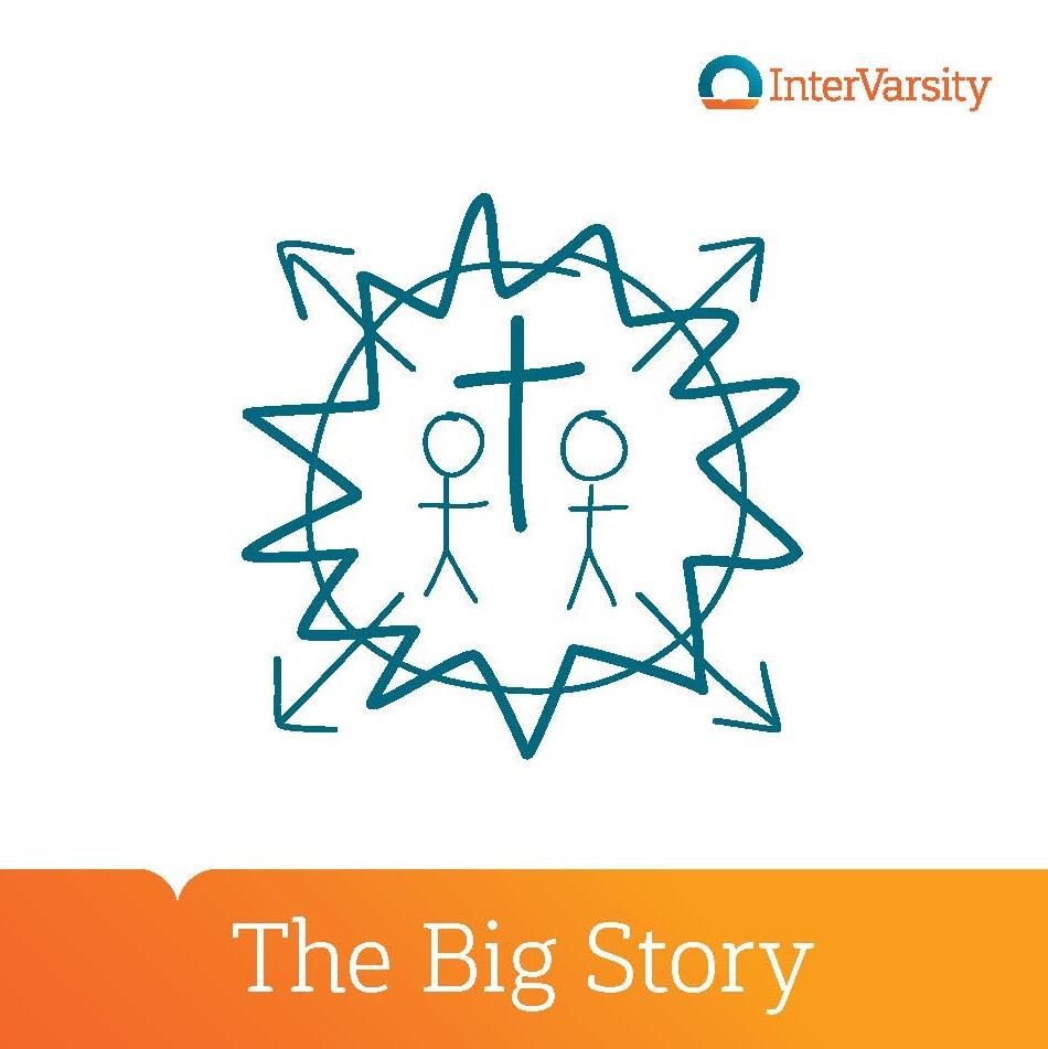 Big Story - Gospel Presentation Tool (pack of 25)