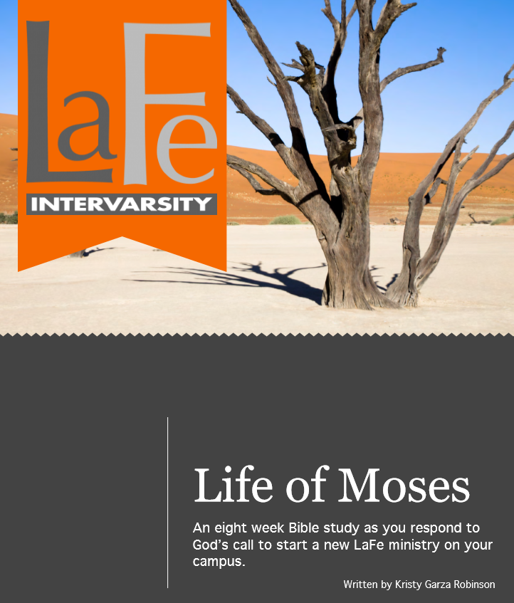 "LaFe ""Life of Moses"" Bible Study Guide - Digital PDF Download"