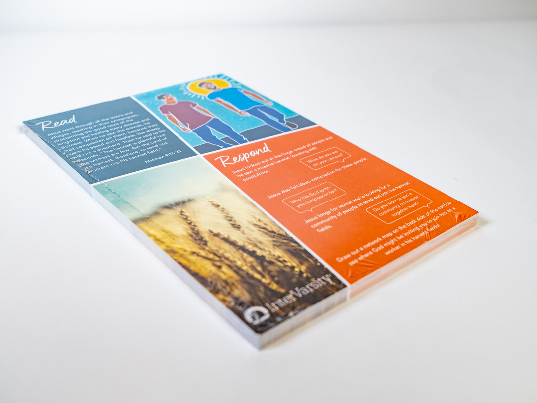 Adopt a Campus: Call to Mission Cards (bundle of 25)