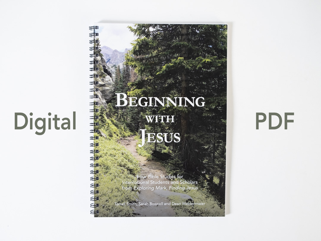 Beginning with Jesus booklet PDF