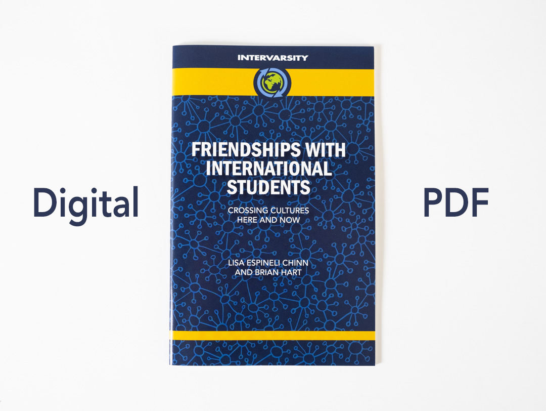 Friendships with International Students Booklet PDF