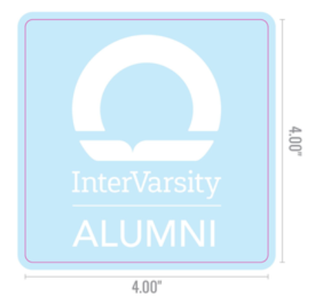 Alumni Window Sticker