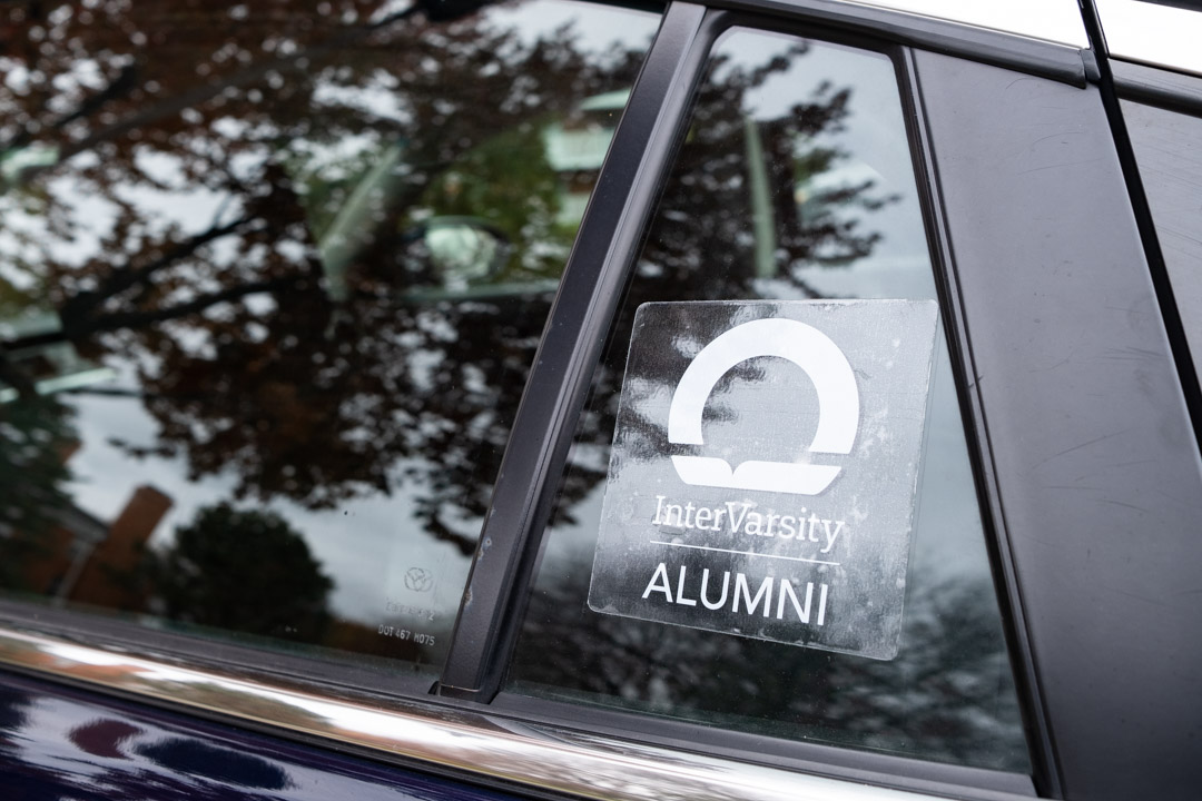 Alumni Window Sticker