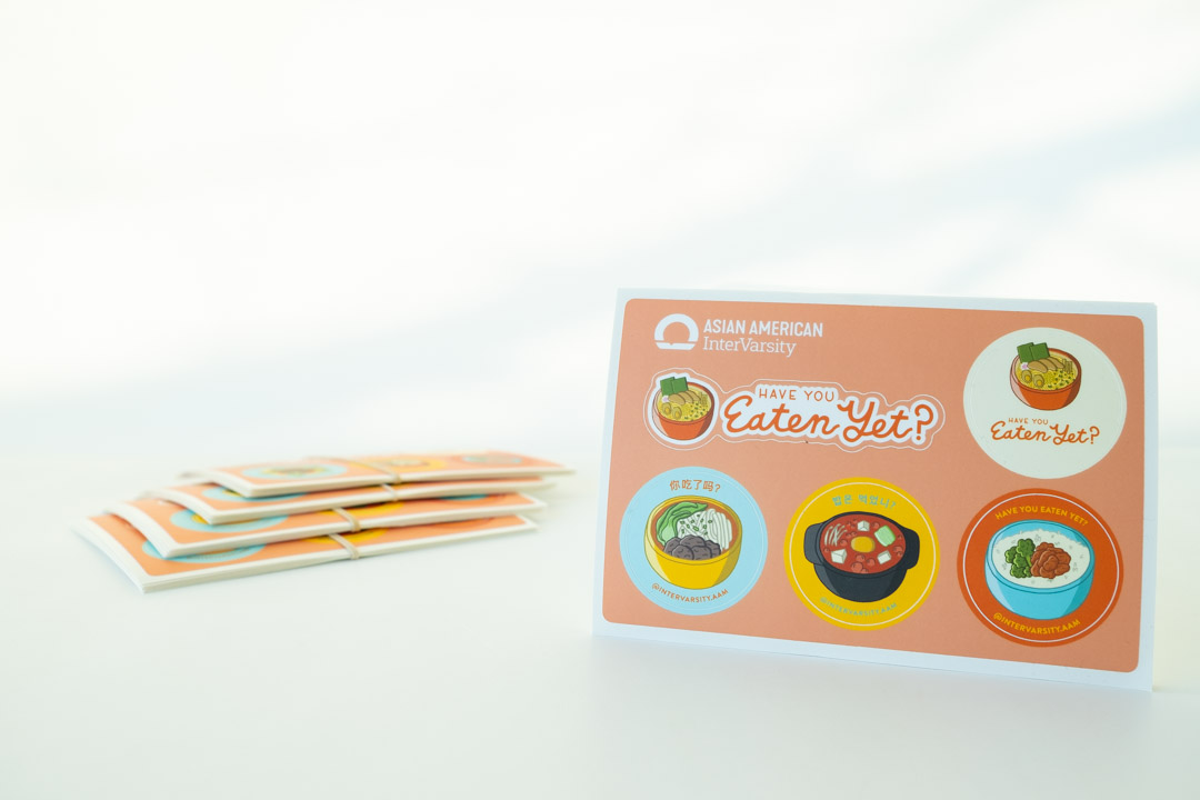 Have You Eaten Yet? - Sticker Sheets (bundle of 10)