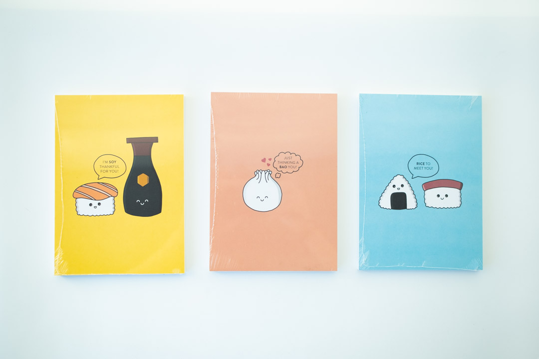 Have You Eaten Yet? - Art Cards  (bundle of 25)