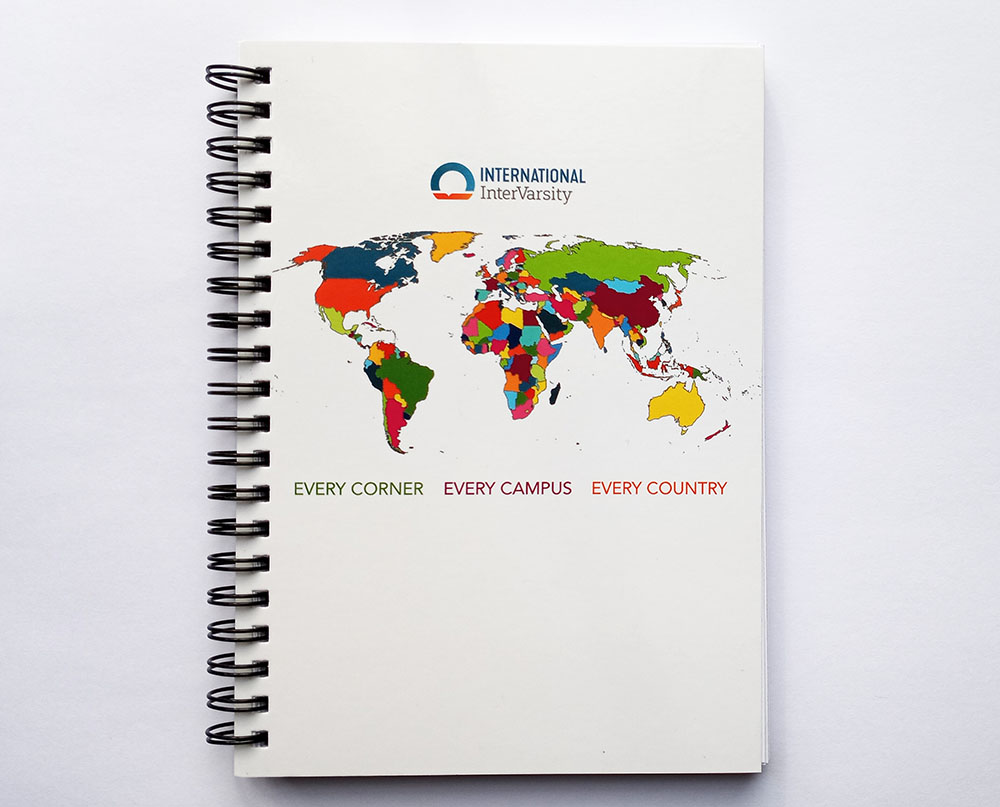 Every Country Notebook
