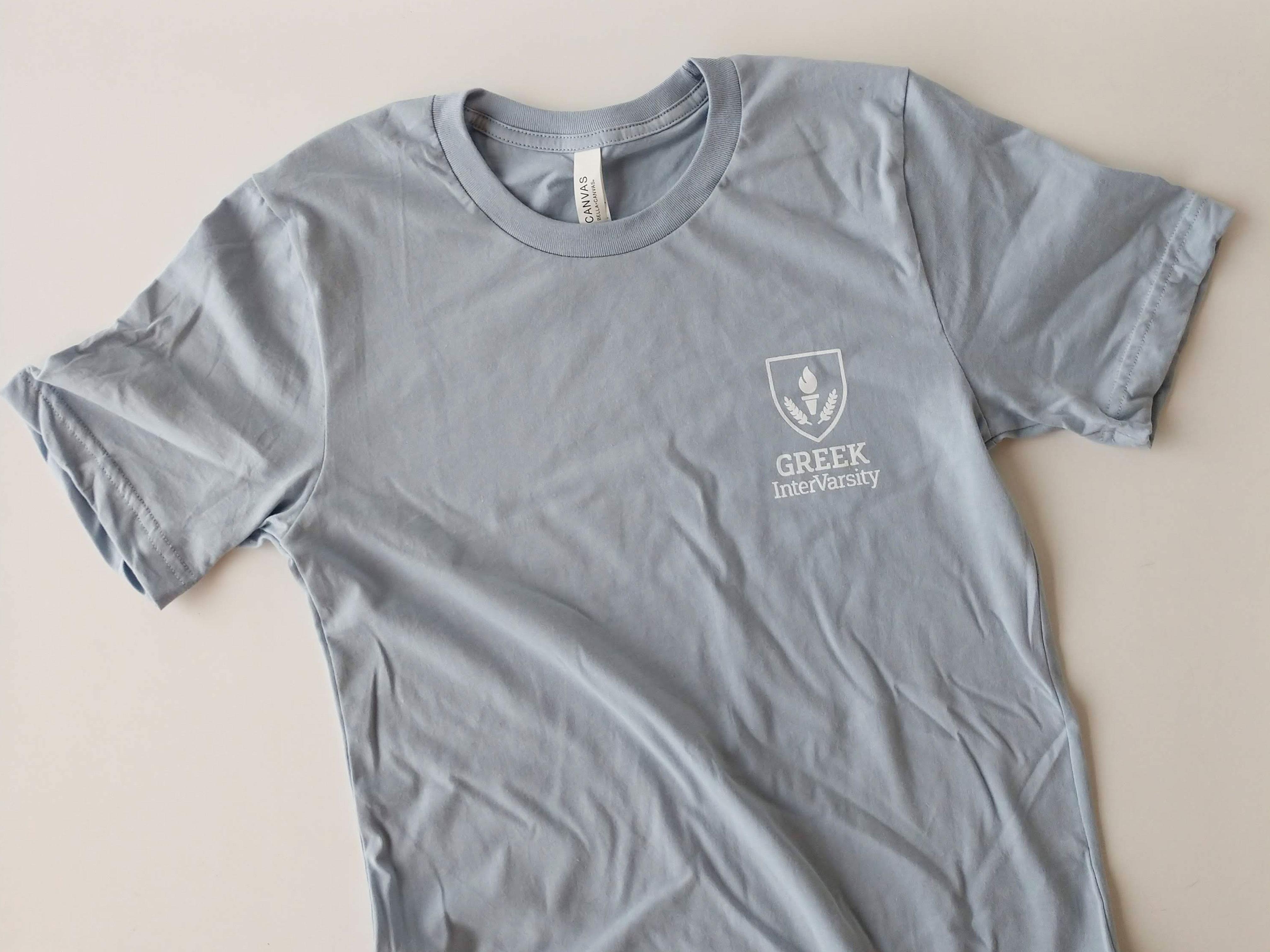 Greek InterVarsity T-Shirt