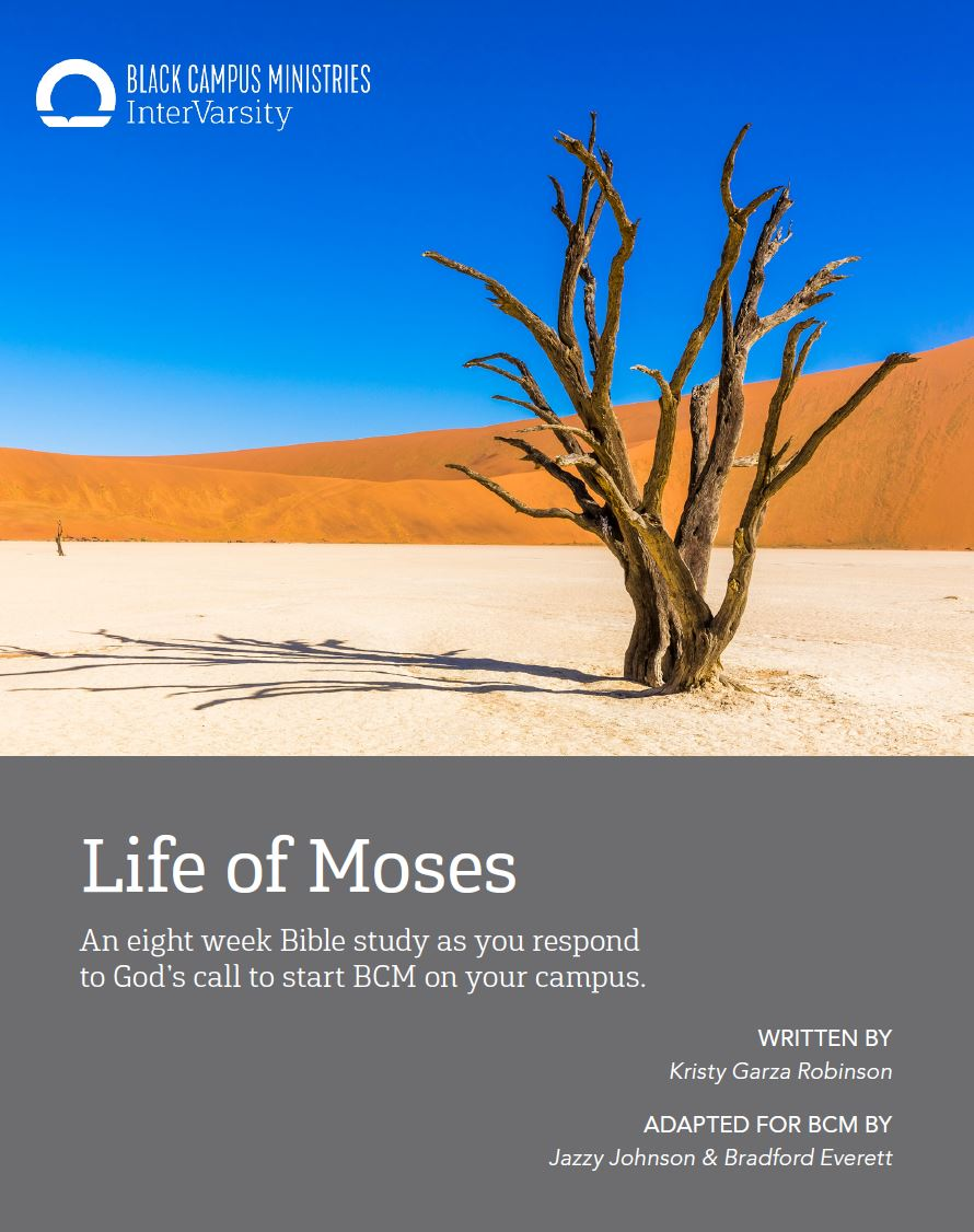 BCM Life of Moses Study