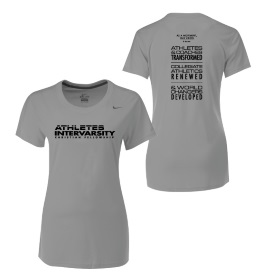 Nike Women's Athletes InterVarsity Dri-FIT