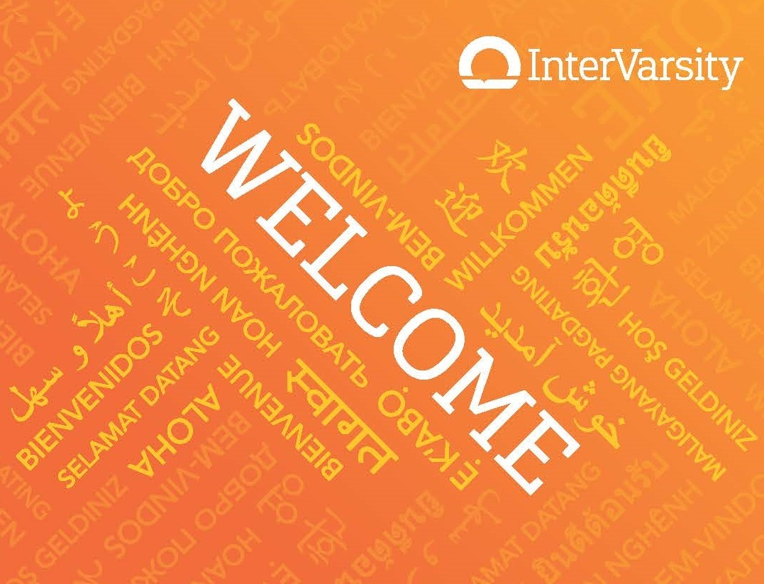 Welcome Languages Flyers / postcards (25 sheets equaling 100 flyers)