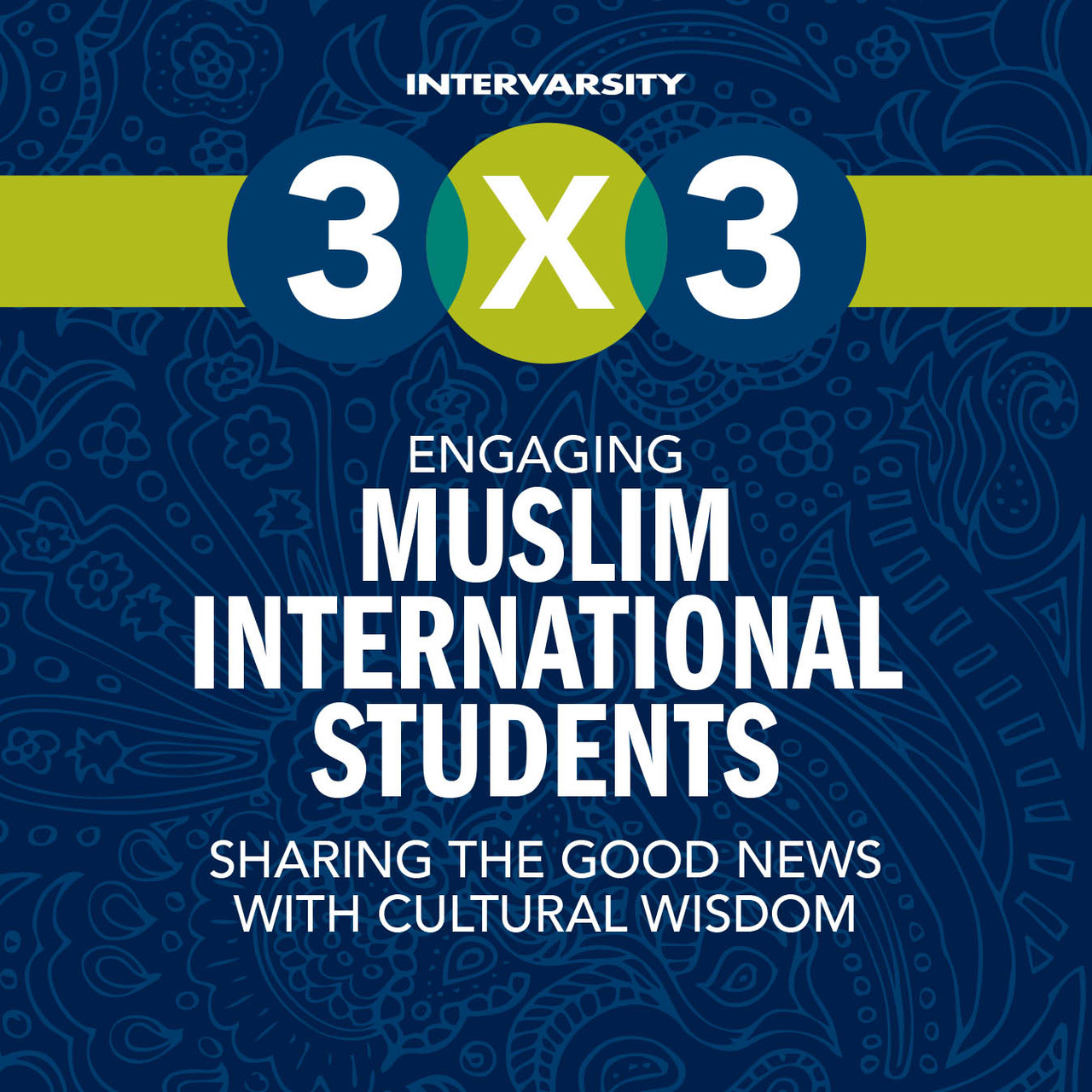 Engaging Muslim International Students 3x3 Quick Guide (bundle of 10)