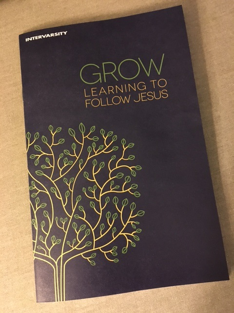 GROW: Learning to Follow Jesus (each)