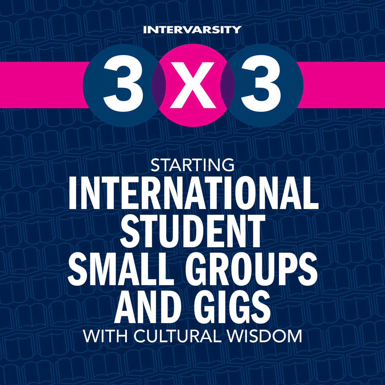 Starting International Small Groups and GIGs 3x3 Quick Guide (bundle of 10)