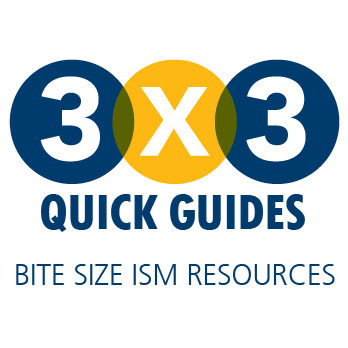 3x3 Quick Guide Sampler Pack (bundle of 10 different 3x3s)