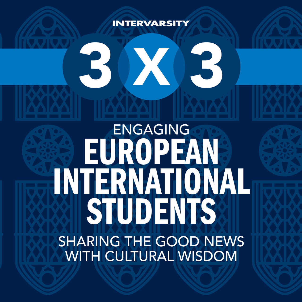 Engaging European International Students 3x3 Quick Guide (bundle of 10)