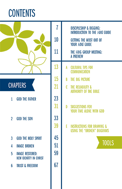 Table of Contents 2 of 2