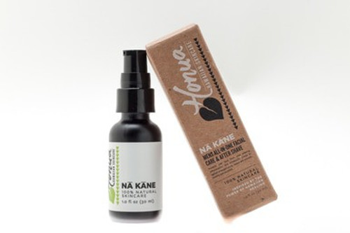 Nā Kāne Men's All-In-One Facial Care (Anti-Aging Serum/After Shave) - 1oz (30ml)