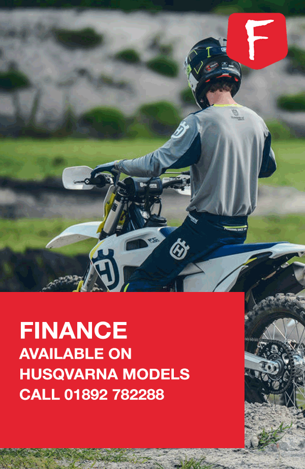Husqvarna Motorcycles Finance deals