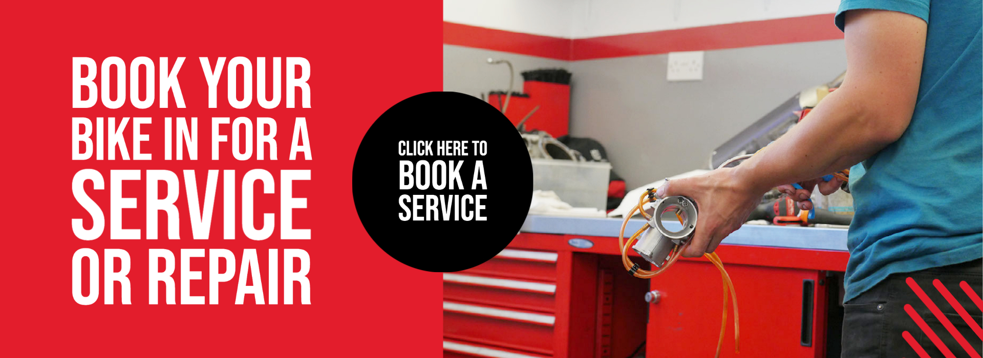 Motorcycle Servicing and Repairs