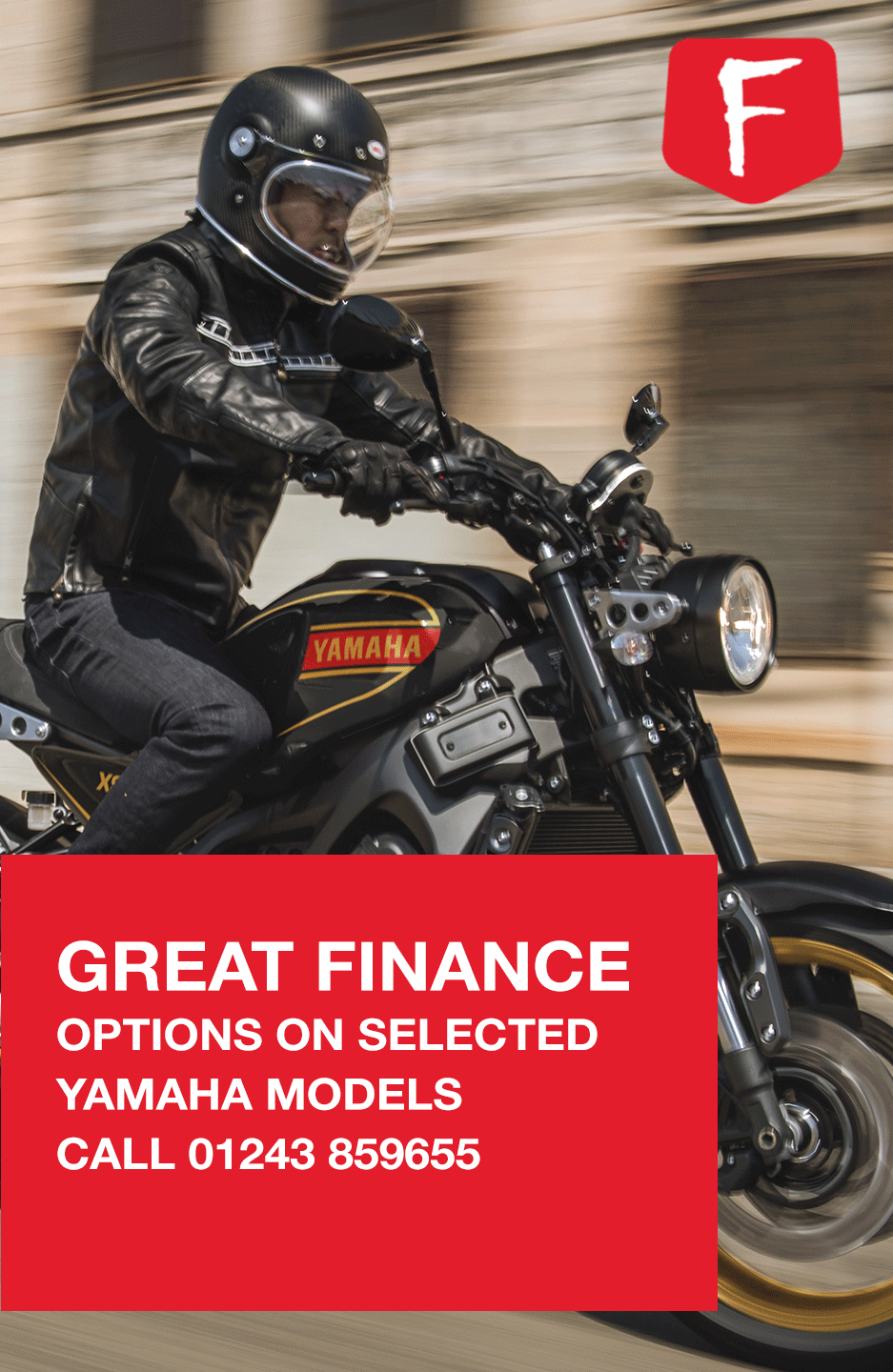 Yamaha Motorcycles Finance deals