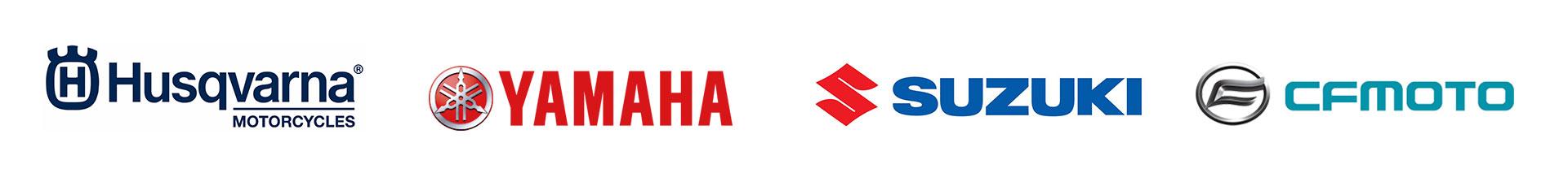 Yamaha and Husqvarna Motorcycle Dealers UK