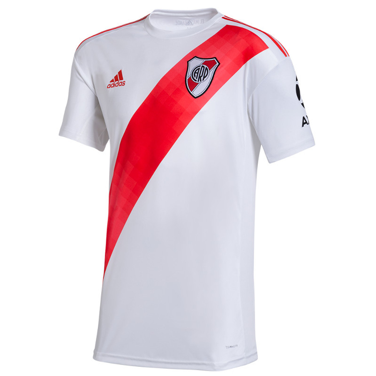 uk availability ec552 4c43c River Plate Official Soccer Men's Camiseta Jersey, 2019